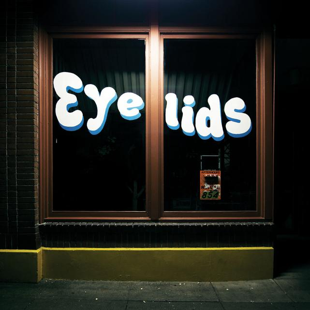 Eyelids, 854 (Front), Jealous Butcher Records